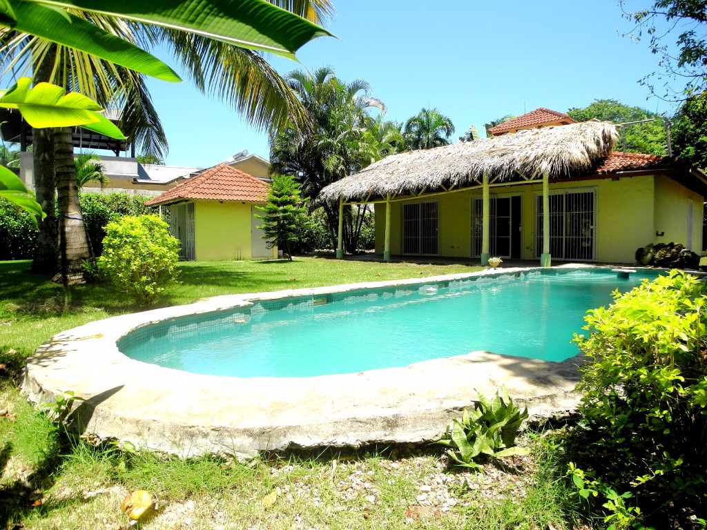 House in Cabarete for rent