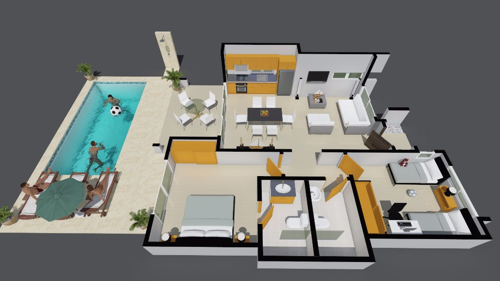 Dominican republic real estate rental construction for How to choose a house plan